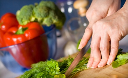 Healthy-Cooking Class for One or Two at Simply Well (Up to 83% Off)