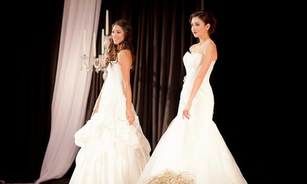 Admission for Two or Four at Toronto Bridal Show (Up to 50% Off)