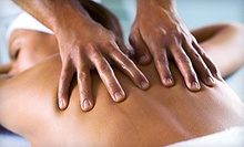 60-Minute or 90-Minute Swedish or Deep-Tissue Massage at Redfearn's Therapeutic Hands (Up to 66% Off)