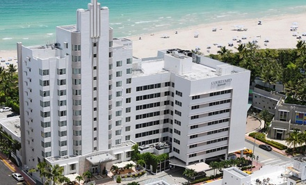 Stay at Courtyard Cadillac Miami Beach Oceanfront in Florida. Dates into September.