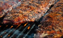 $10 for $20 Worth of Barbecue at RG's BBQ Cafe