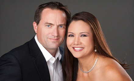 "$30 for a 60-Minute Couples Photo Shoot with Two 8""x10"" and Two 5""x7"" Prints at Che·za·ray Photography ($395 Value)"