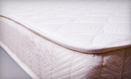 Up to $275 Toward a Custom Mattress at Select Sleep Mattress. Two Options Available.