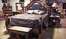 Furniture and Home Decor at World Imports (Up to 65% Off). Two Options Available.