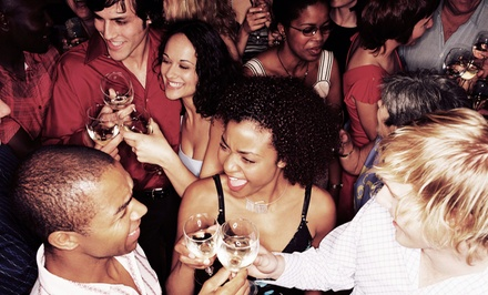 New Year's Eve Party for Two or Four with VIP Passes and Champagne at Oz Nightclub (Up to 78% Off)