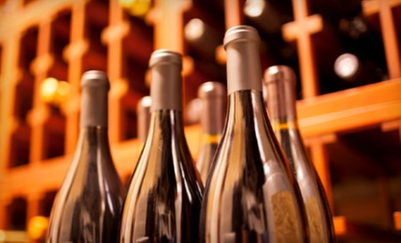 $49 for Six Preselected Bottles of Wine at Liquor 'N' Wine (Up to $100 Value)