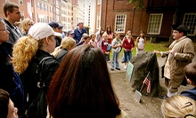 Two or Four Tickets to Tour of The Freedom Trail: The Path to Independence (Up to 58% Off)