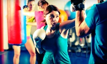 Four, Six, or Eight Weeks of Boot Camp at The Bear Pit (Up to 90% Off)