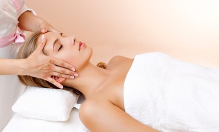 One or Three Healthy-Maintenance Facials at Even Out, LLC (Up to 54% Off)