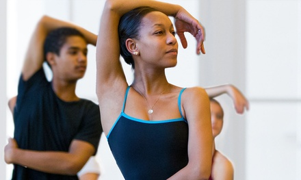 One Month of Unlimited Dance Classes at Kansas City Ballet (Up to 71% Off)
