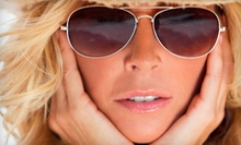 One or Three Custom Airbrush Tans at Invidia Hair Design (Up to 54% Off)