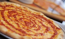 Two Large Pizzas with Salad or Side, or $15 for $30 Worth of Italian Cuisine at Caputo's Pizzeria 