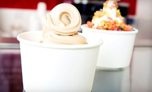 $7 for Two Frozen Yogurts with Toppings for Two at CherryBerry Self Serve Yogurt Bar ($15 Value)
