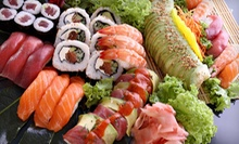 Sushi and Japanese Food at Tokai Japanese Restaurant & Sushi Bar (Up to 52% Off). Two Options Available.