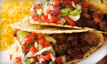 Mexican Food at Bamboleo (Up to 55% Off). Two Options Available.