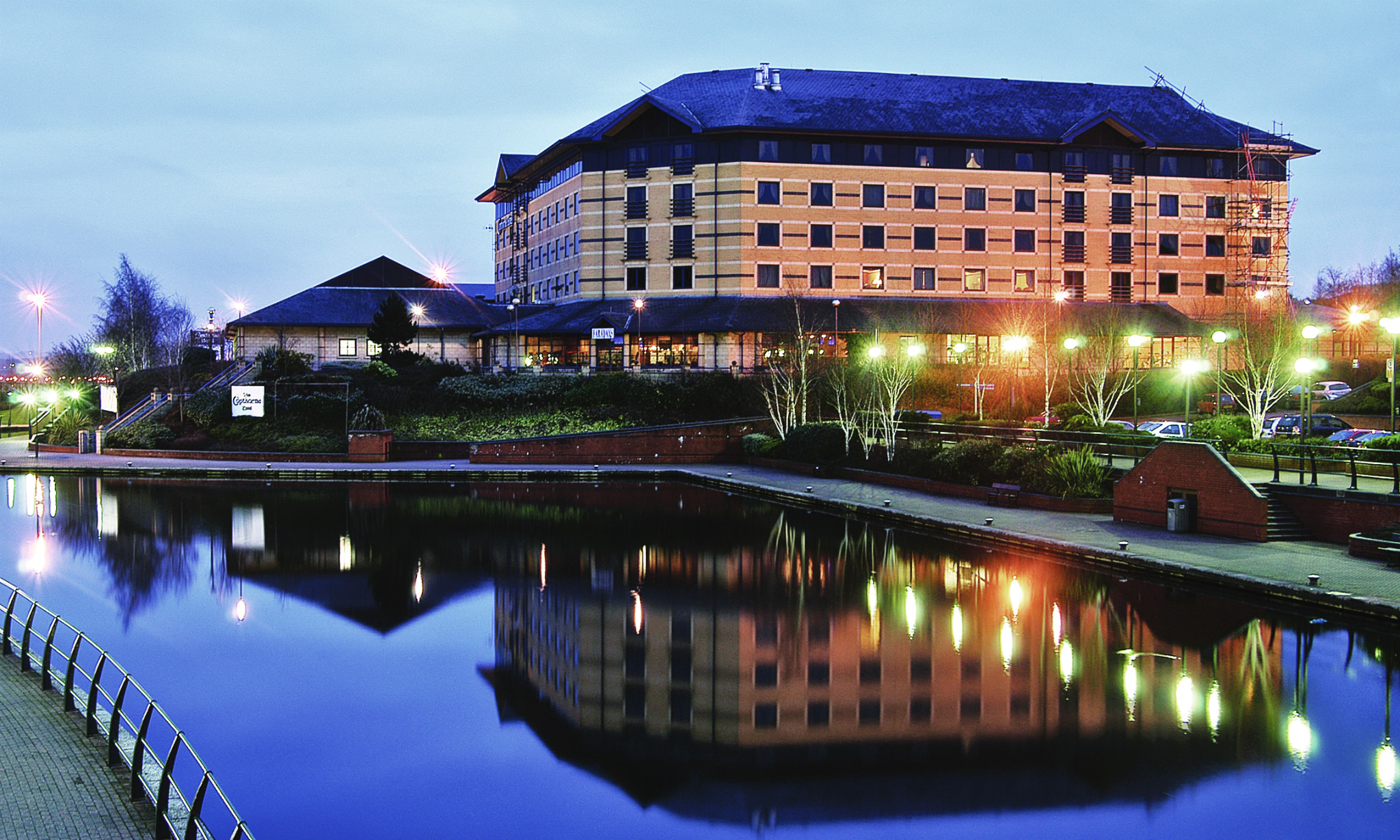 Copthorne Hotel Merry Hill Dudley Deal Of The Day Groupon