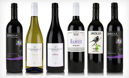 Wine with Shipping Included from NakedWines.com (Up to 55% Off). Two Options Available.