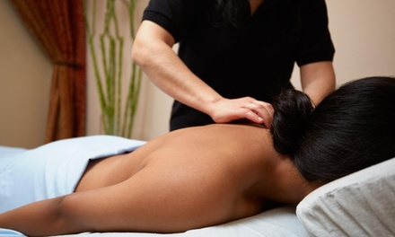 60- or 90-Minute Therapeutic Massage at Simply Serene Massage (Up to 53% Off)