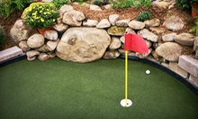 C$10 for an 18-Hole Round of Miniature Golf for Two at Adventure Village (Up to C$20 Value)