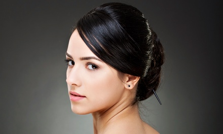 Haircut and Deep Conditioning with Optional Partial or Full Highlights at Clip Joint Salon Hairstyles (Up to 55% Off)