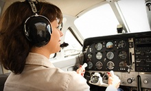 30- or 60-Minute Discovery Flight from Aztec Flying Services (Up to 70% Off)