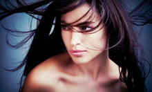 Haircut and Blow-Dry with Optional Partial Highlights or Full Color at Kozy Salon (Up to 58% Off)