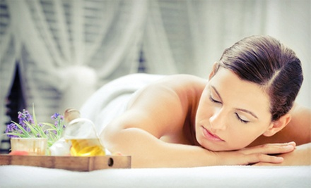 $35 for a One-Hour Custom Massage with Essential Oils at 9th Street Wellness Center ($75 Value)