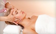 $49 for Swedish Massage and Refresher Facial at Body in Balance (51% Off)