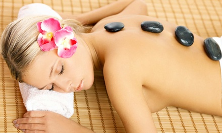 Foot Massage, Body Massage, or Couples Massage at Palace Spa (Up to 65% Off). Four Options Available.