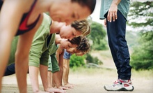 Four- or Six-Week Boot Camp at Committed2Fitness (Up to 62% Off)