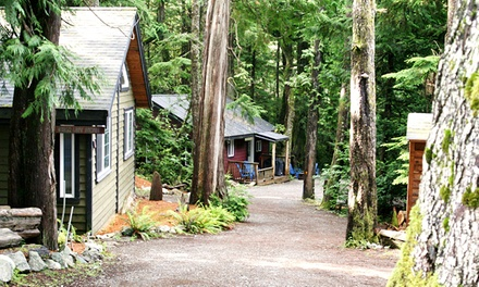 Two-Night Cottage Stay for Four or Six at Surfs Inn (50% Off). Four Options Available.