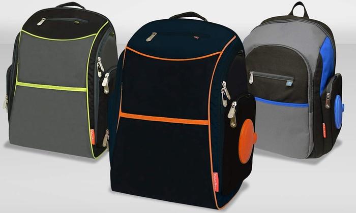 fisher price backpack diaper bags. Black Bedroom Furniture Sets. Home Design Ideas