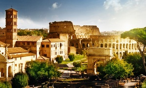 8-day Italy, Greece, And Spain Vacation With Airfare From Go-today. Price/person Based On Double Occupancy.