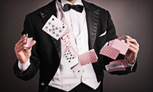 Comedy Magic Show for Two, Four, Six, or Eight at Illusions Bar and Theater (Half Off)