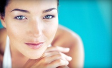 Eyebrow Shaping with an Eye Mask, or a Purifying Facial Mask with Hydraclean Facial at Gigi of Westport (Up to 61% Off)