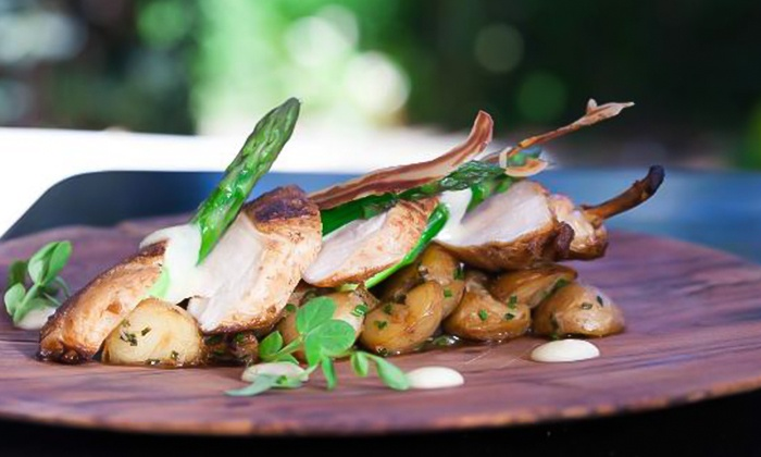 Myoga - Cape Town: Three Course Lunch from Myoga