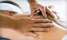 One or Two 60-Minute Customized Massages at It's All About You (Up to 56% Off)