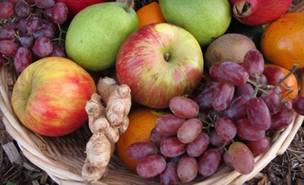 $15 for $30 Worth of Natural Foods and Herbal Supplements from The Red Radish