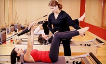 Private Pilates Lessons or Reformer Pilates Classes at Madison Pilates (Up to 71% Off). Three Options Available.