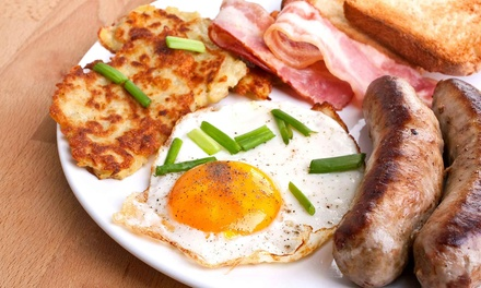 $11 for $20 Worth of Breakfast at Everyday Organic