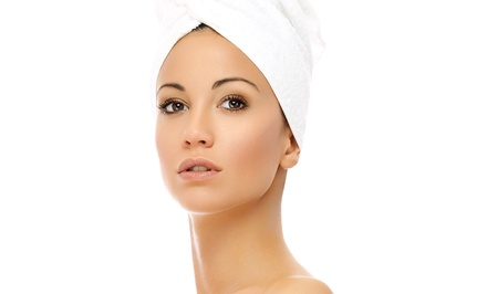 One Deluxe Enzyme Facial or Baby Boomer or Timeless Chemical Peel at trioSkincare (Up to 70% Off)