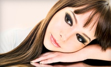 Haircut and Style with Options for Deep Conditioning and Partial or Full Highlights at Clix Hair & Nails (Up to 59% Off)