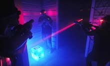30 Minutes of Combat-Simulation Laser Tag for 2, 4, 6, or 10 at World Extreme (Up to 53% Off)