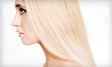 Haircut Packages from Cassie Robison at Salon Boutique (Up to 73% Off). Three Options Available.
