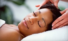 60- or 90-Minute Relaxation or Deep-Tissue Massage from Cindy Miller, LMP at Vamp Salon and Spa (Up to 57% Off)