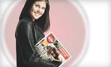 "26-Week Daily, Weekend, or Sunday Subscription to the ""Edmonton Sun"" (Up to 70% Off)"