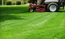 Four or Eight Consecutive Weeks of Lawn Mowing from Ballantyne Lawncrafters (Up to 57% Off)