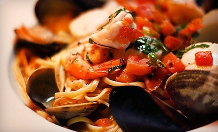 Mediterranean Lunch for Two, Four, or More at 71 Saint Peter (Half Off)