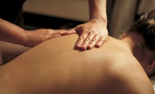 Massage with Option for Evaluation, or Three Spinal-Decompression Sessions at Kurth Chiropractic (Up to 86% Off)