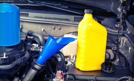 Oil Change and State Inspection, or One or Three Oil Changes at Pro Tire Service (Up to 67% Off)